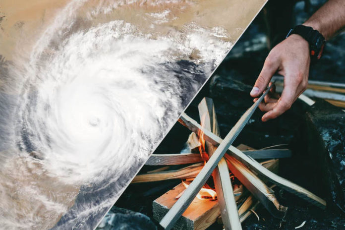 Difference between Disaster Preparedness and Wilderness Survival